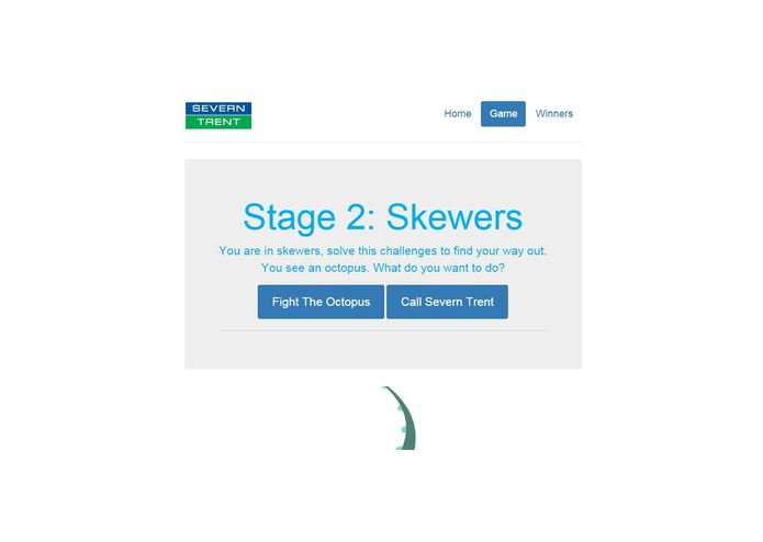 Severn Trent – screenshot 1