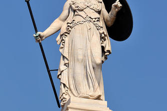 Athena: Freedom, courage, inspiration and respect