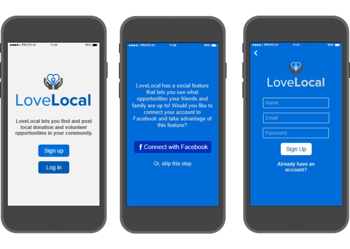 LoveLocal – screenshot 3