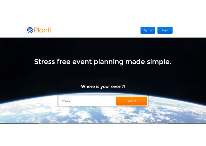 PlanIt – screenshot 1