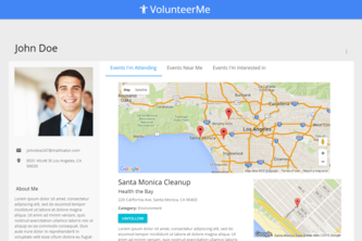 VolunteerMe