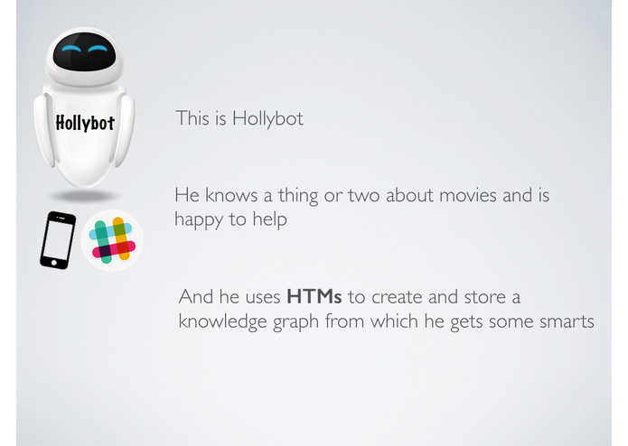Knowledge Graph with HTMs – screenshot 2