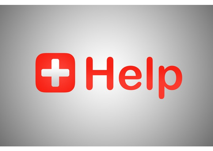 Help App for Disaster Relief – screenshot 1