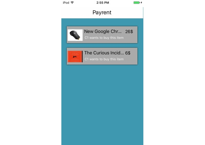 Payrent – screenshot 6