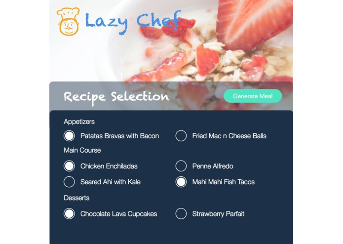 LazyChef – screenshot 3