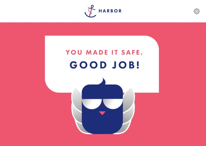 Harbor App – screenshot 4