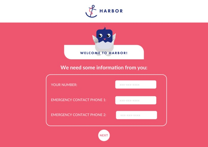 Harbor App – screenshot 2