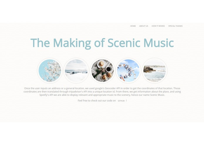 ScenicMusic – screenshot 2