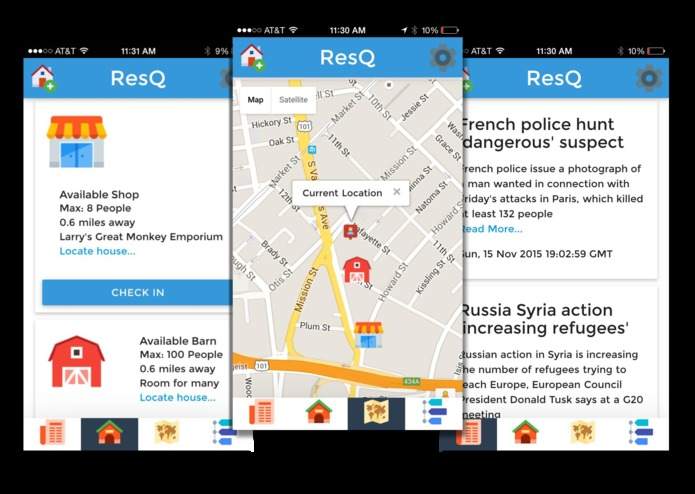 ResQ – screenshot 3