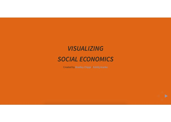 Visualizing Social Economics – screenshot 1