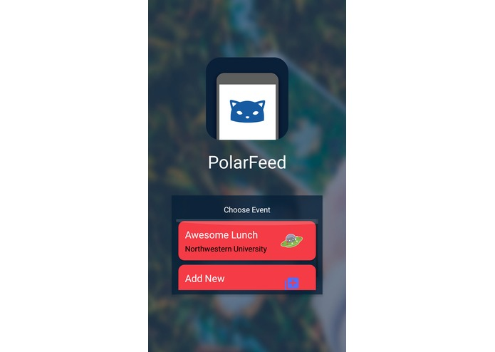 PolarFeed – screenshot 2