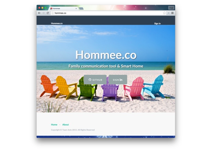 Hommee.co (TK_03) – screenshot 1