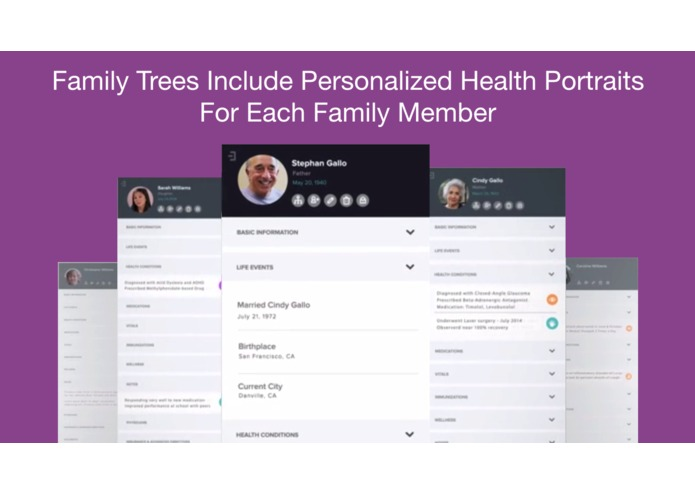TapGenes- Your family's health story – screenshot 5