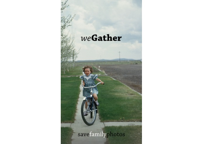 weGather by Save Family Photos – screenshot 3