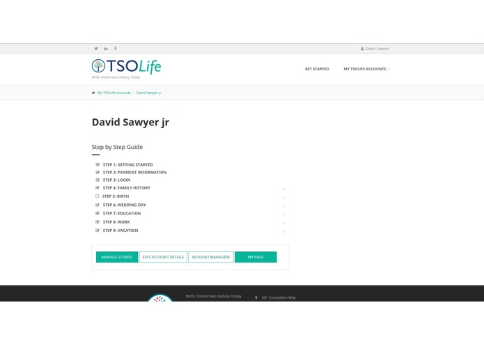 TSOLife – screenshot 3
