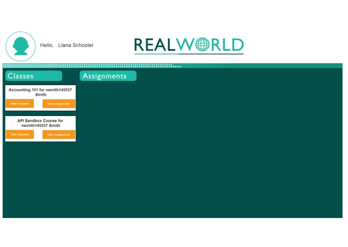 RealWorld – screenshot 3