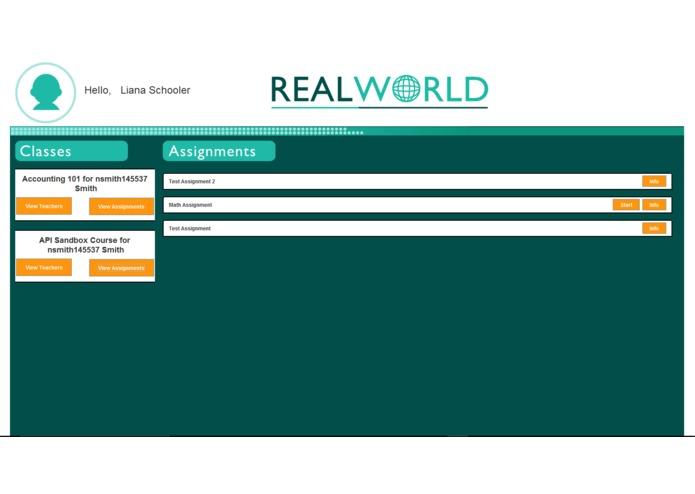 RealWorld – screenshot 7