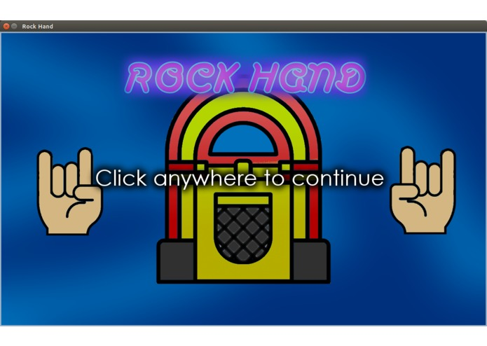 Rock Hand – screenshot 1