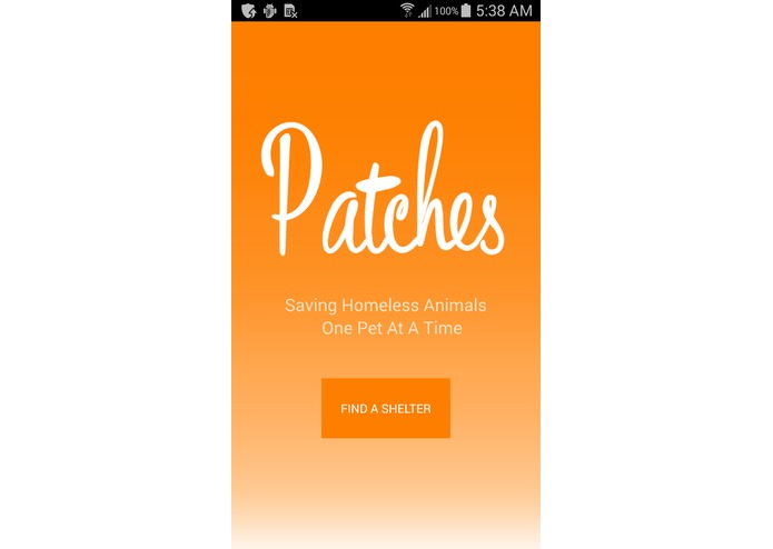 Patches – screenshot 1