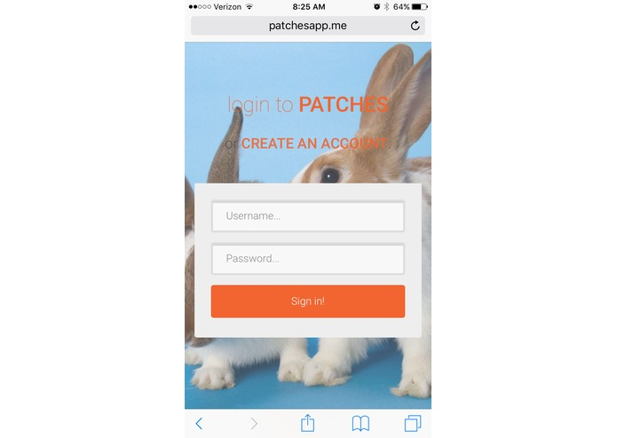 Patches – screenshot 5