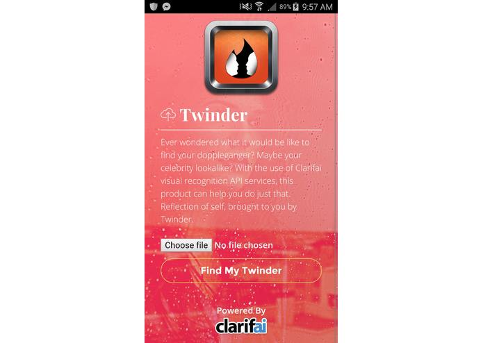 Twinder – screenshot 1