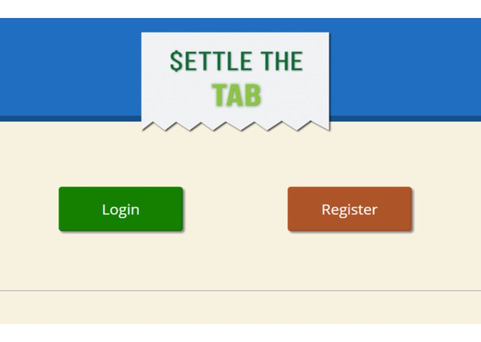 Settle The Tab – screenshot 1