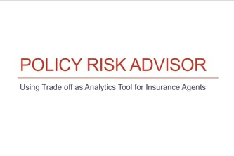 Policy Risk Advisor - Swiss Re Hackathon