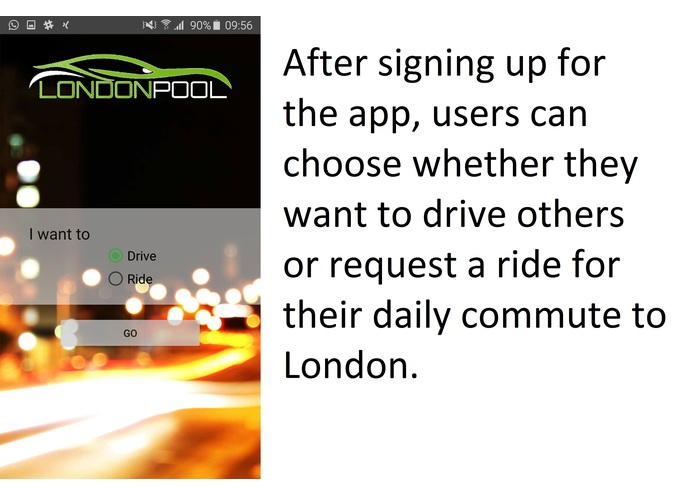 LondonPool.co.uk – screenshot 2