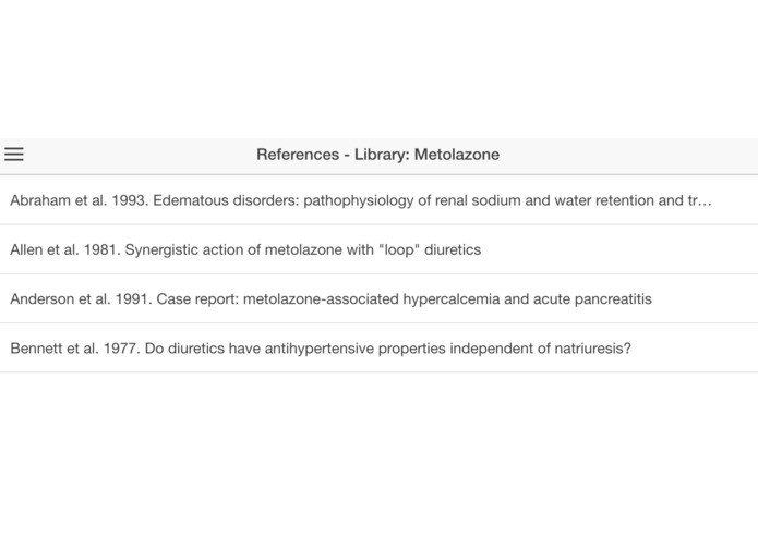 Mendeley Companion – screenshot 2