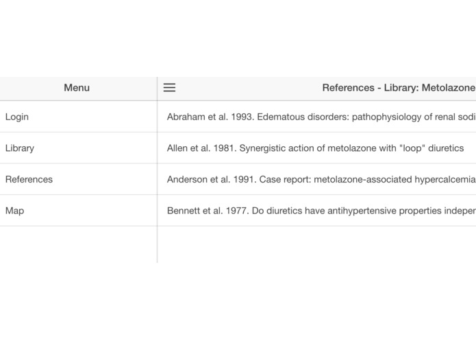 Mendeley Companion – screenshot 3