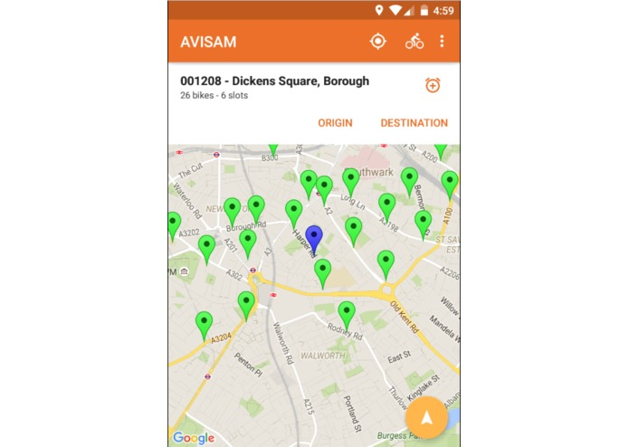 Avisam – screenshot 3