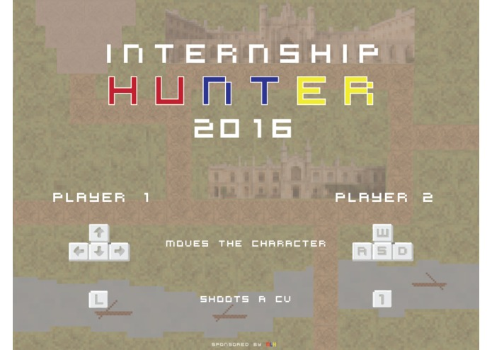 Internship Hunter (The Game) – screenshot 1