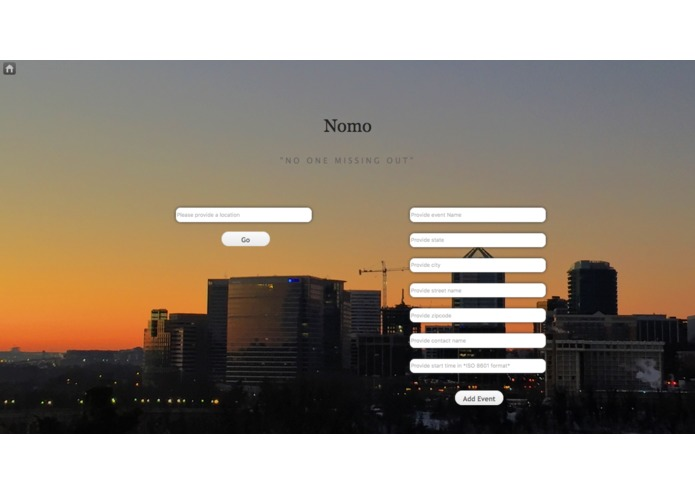 nomo – screenshot 1