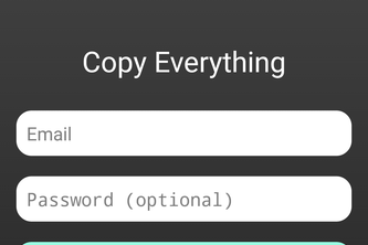 Copy Everything
