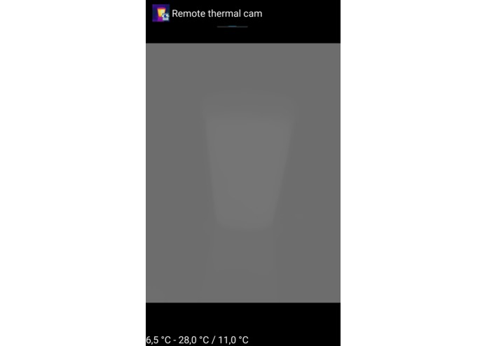 Remote thermal cam – screenshot 4