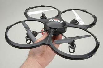 Levo: Myo Controlled Quadcopter