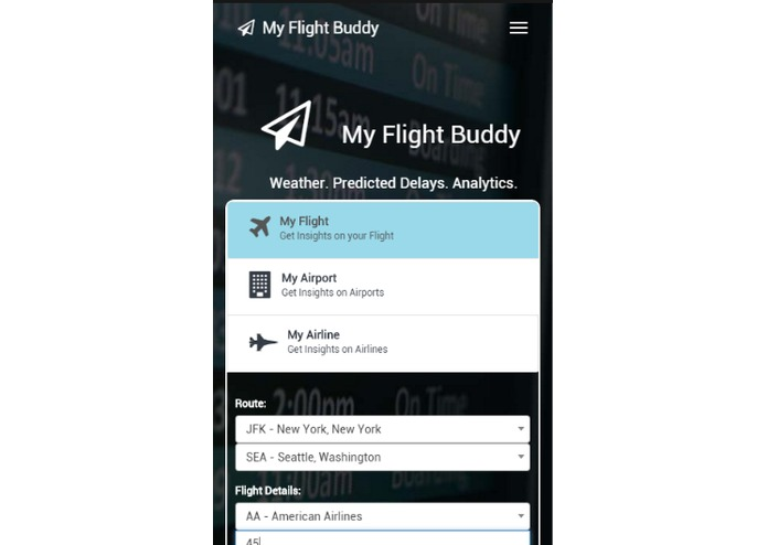 My Flight Buddy – screenshot 14