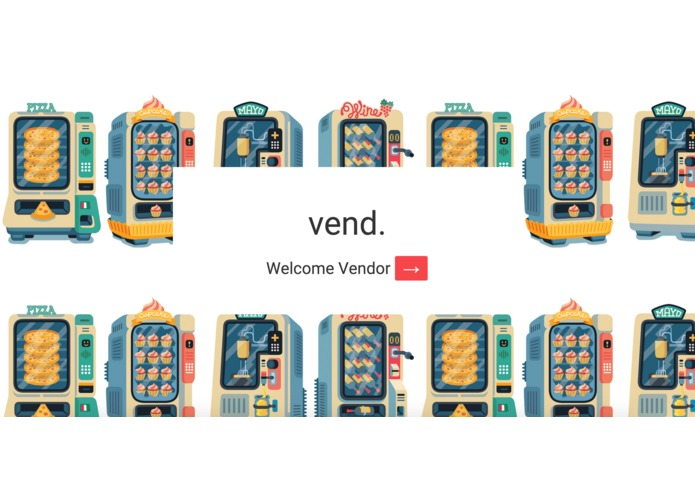 Vend – screenshot 2