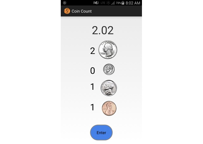 Coin Count – screenshot 2