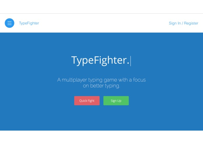 TypeFighter – screenshot 1