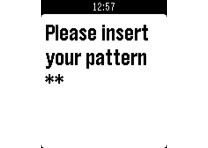 Pebble Recognition – screenshot 2