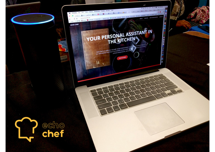 Echo Chef – screenshot 1