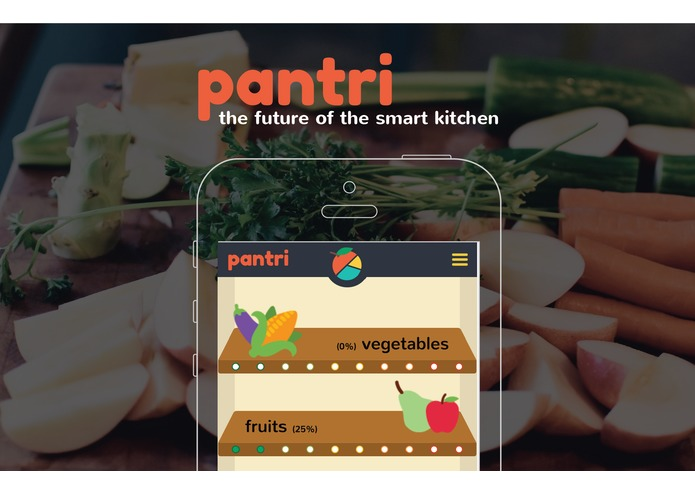 Pantri – screenshot 1