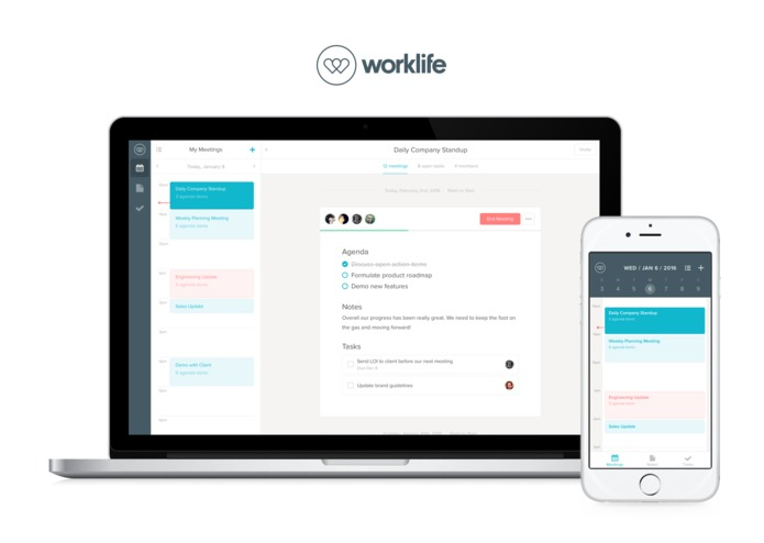 Worklife – screenshot 1