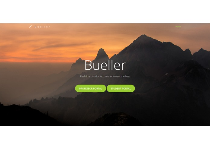 Bueller – screenshot 1