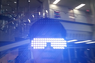 Bluetooth Rave Shades