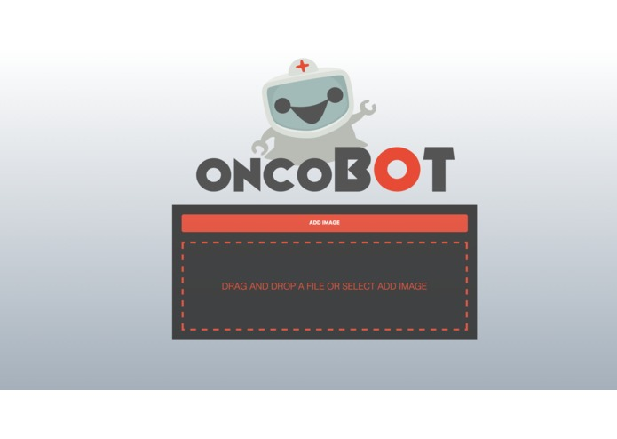 oncoBOT – screenshot 3