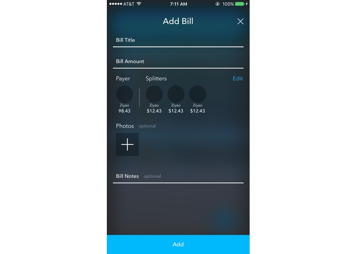 Ledger – screenshot 4