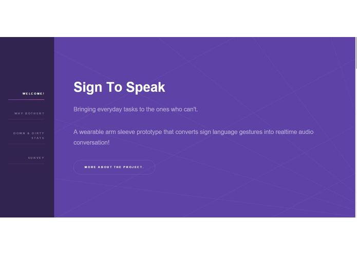 Sign To Speak – screenshot 2