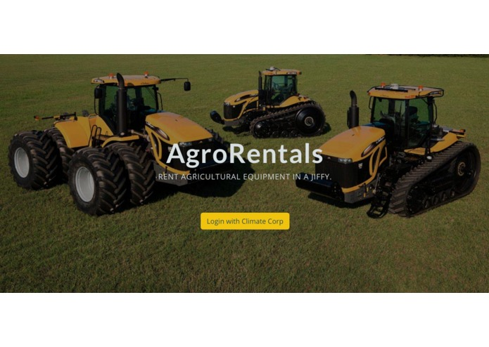 AgroRentals – screenshot 1